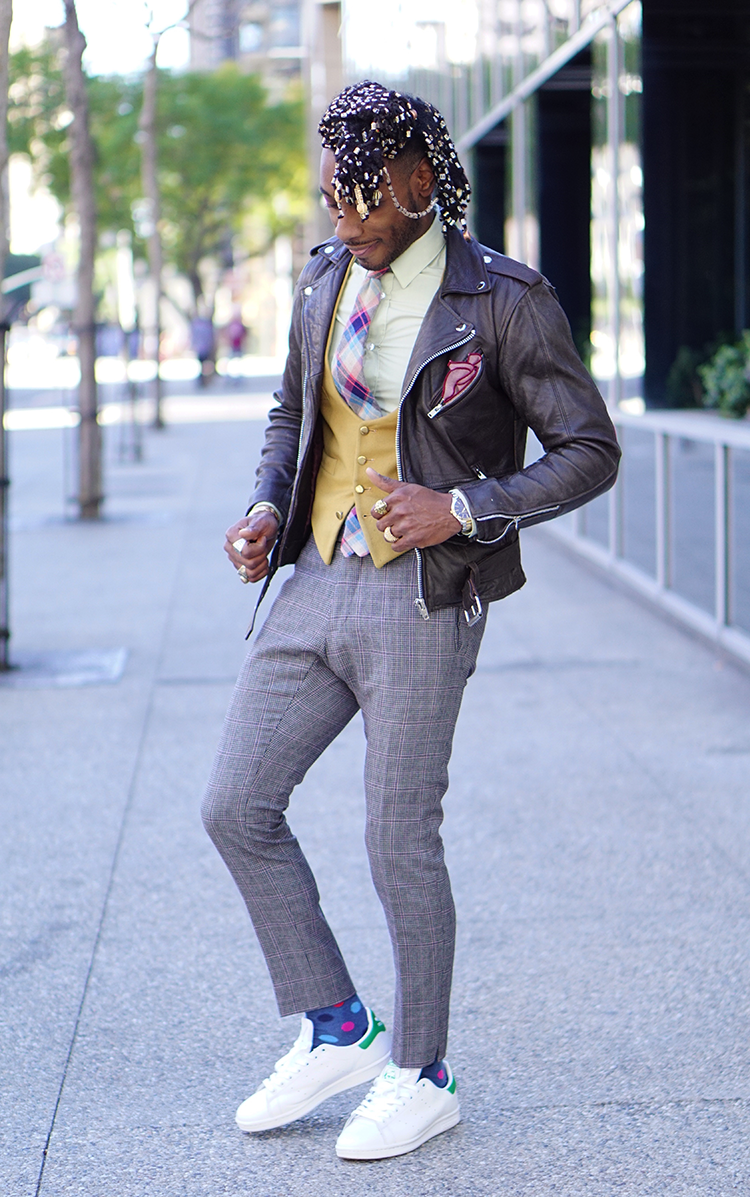 How To Dress Down Your Suit Pants Norris Danta Ford