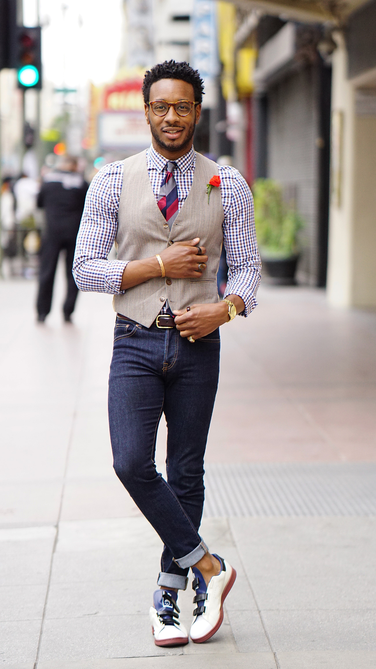 Casual Dress Shoes For Men With Jeans