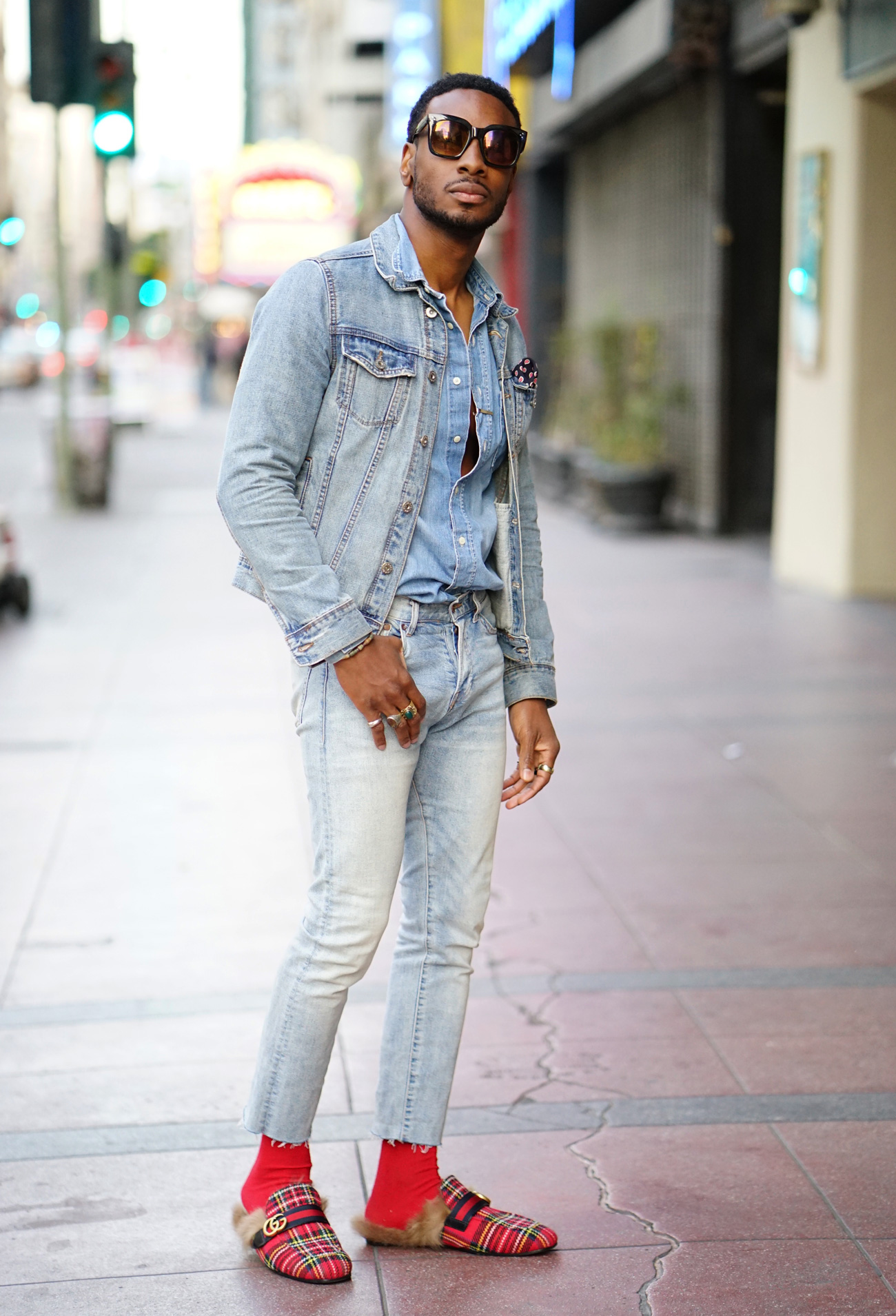 Jeans Jacket For Men