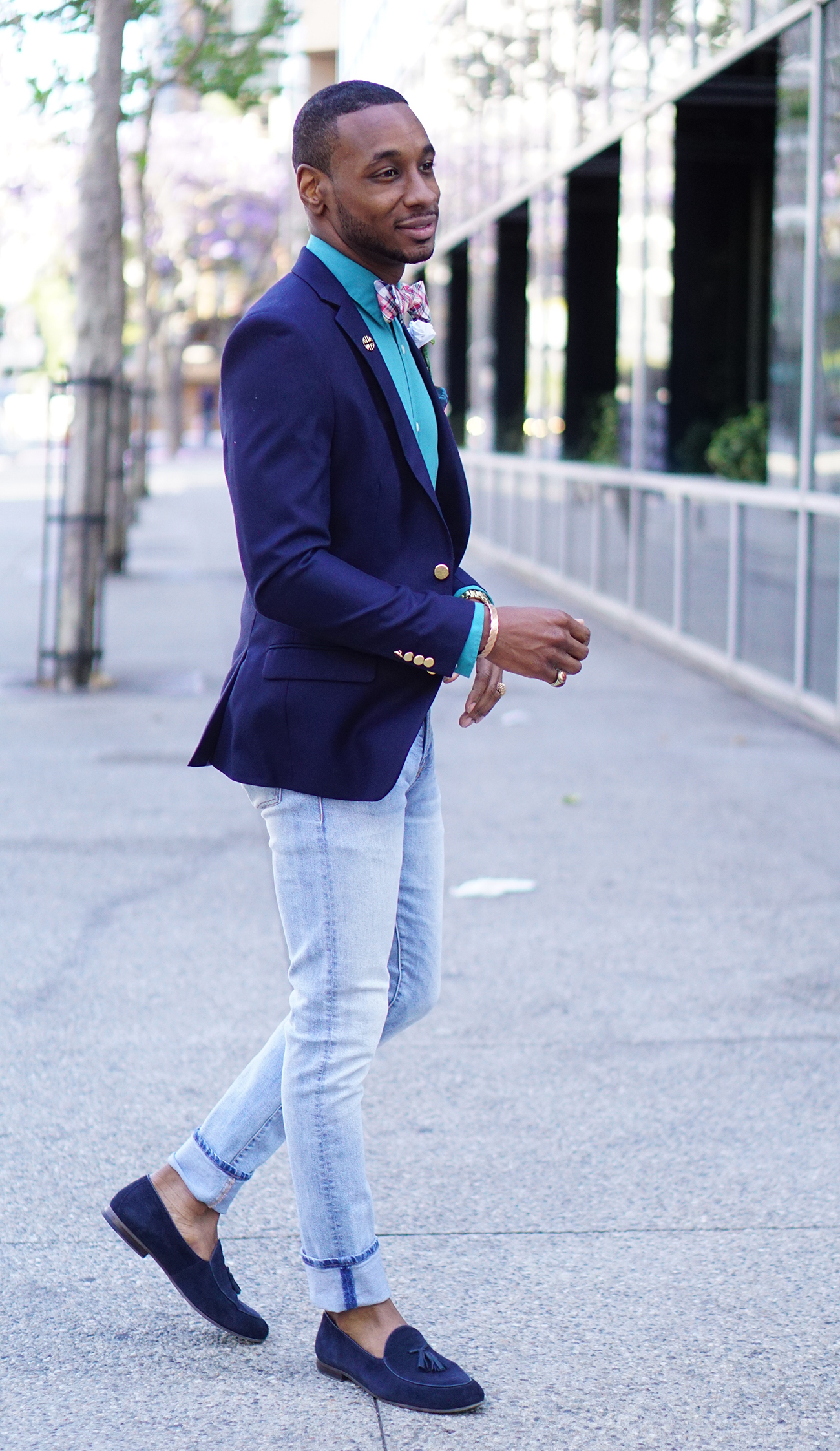 Sweater With Bow Tie
