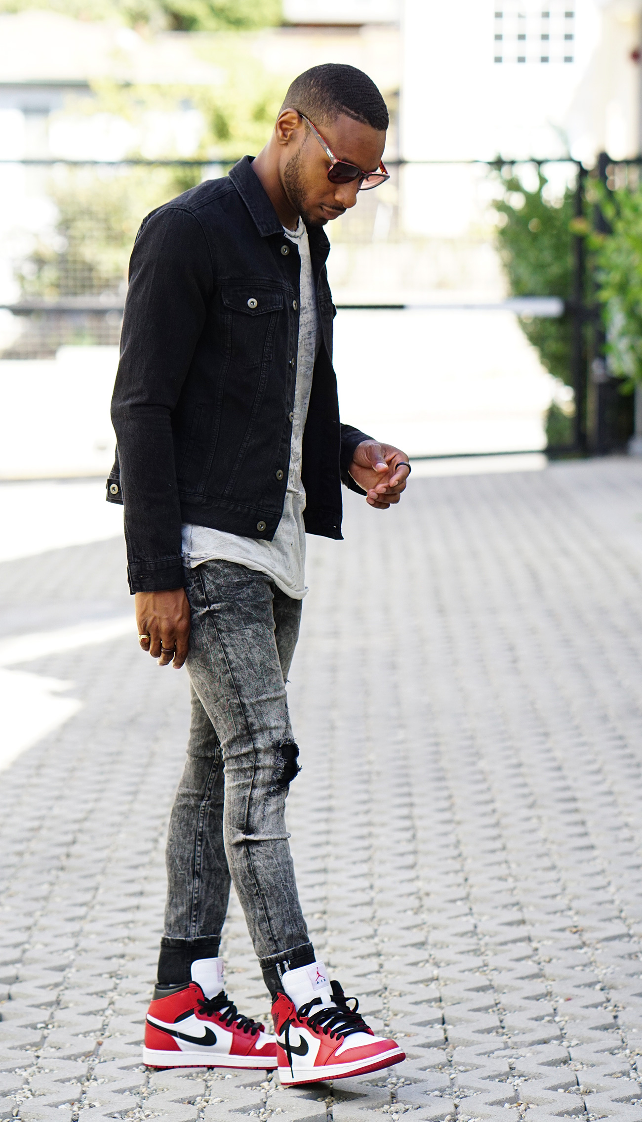 Men Jeans Fashion